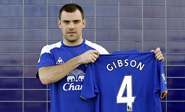 Darron Gibson move to Everton gets thumbs up on United Facebook page