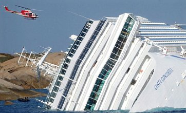 Costa Concordia captain claims crew were last to leave stricken ship