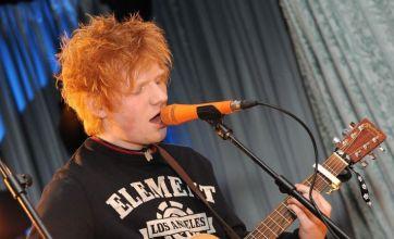 Ed Sheeran: Elton John told me I'd smashed it after Brit nominations