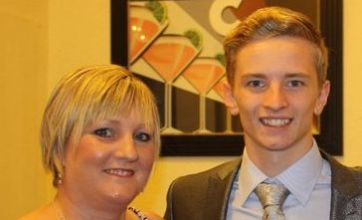 Mum thought son's call from Costa Concordia was Friday 13th joke