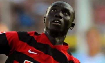 Newcastle splash out on Senegal striker Papiss Demba Cisse