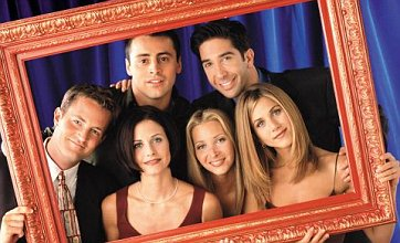 Golden Globes winner Matt LeBlanc talks Friends reunion