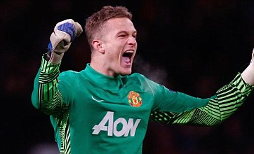 Anders Lindegaard: David De Gea in for 10-year wait to become United No1