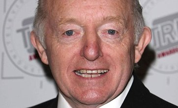 Paul Daniels undergoes surgery to reattach fingers after saw accident