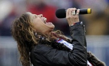 Aerosmith's Steven Tyler slammed for shaky rendition of US national anthem