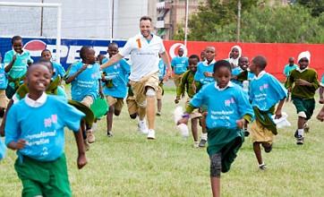 Oscar Pistorius is taking stardom in his Olympic stride