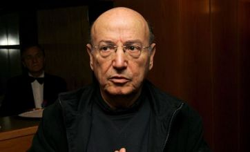 Film director Theo Angelopoulos dies after being hit by motorcycle