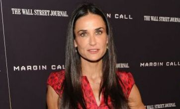 Demi Moore pulls out of porn star film Lovelace after being hospitalised