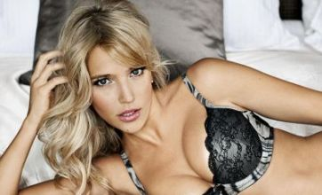 Michael Bublé's wife Luisana Lopilato oozes sex appeal in new Ultimo range