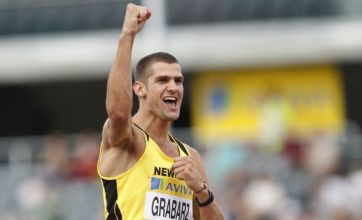High jumper Robbie Grabarz happy to let form do the talking after cash snub