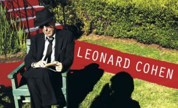 Leonard Cohen's Old Ideas shows that age definitely becomes him