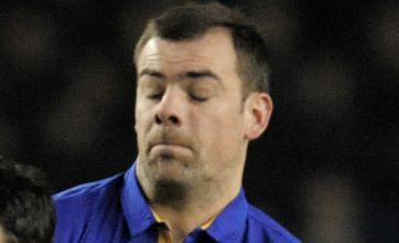 Darron Gibson strike gives Man City final January blues