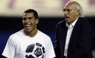 Carlos Tevez urged to quit Manchester City and sign for Boca Juniors