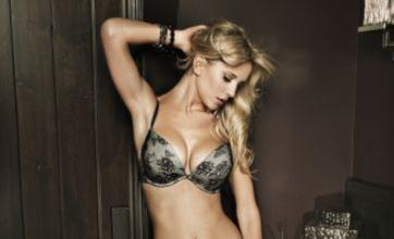 Michael Buble's wife Luisana Lopilato in steamy new Ultimo lingerie shoot