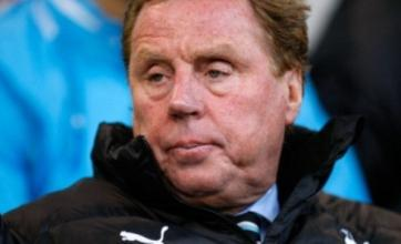 Harry Redknapp admits England job comes with 'aggro'