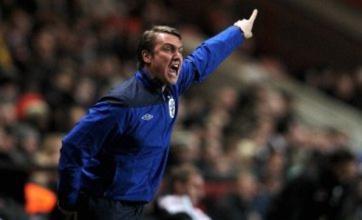 Lee Clark primed for Leeds job after Huddersfield sack