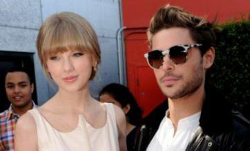 Zac Efron and Taylor Swift get cosy at Dr Seuss: The Lorax premiere