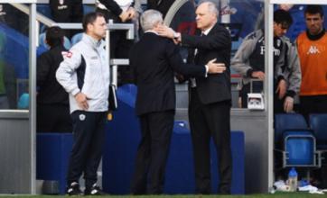 Fulham's Martin Jol laughs off handshake clash with QPR's Mark Hughes