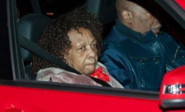 Cissy Houston visiting Whitney's hotel room at Beverly Hilton for 'closure'