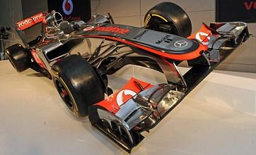 Jenson Button salutes 'beautiful' new McLaren MP4-27