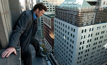 Man On A Ledge is not so much a movie as a giant game of Jenga