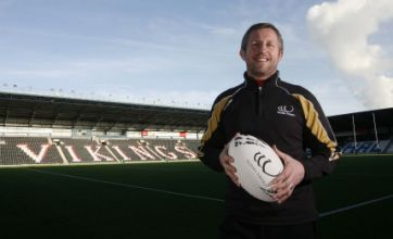 Denis Betts manages expectations as the Vikings re-enter Super League