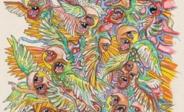 Of Montreal Paralytic Stalks is a funky yet haunting affair