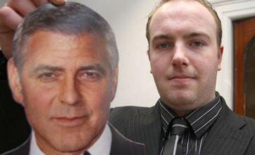George Clooney lookalike winner looks nothing like George Clooney