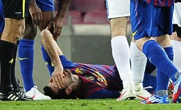 Barcelona's Sergio Busquets 'brought horror injury by black cat'