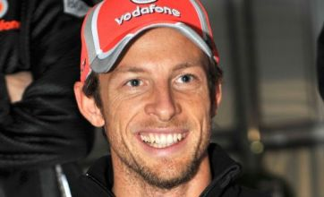 Jenson Button full of praise for 2012 model McLaren after first test session