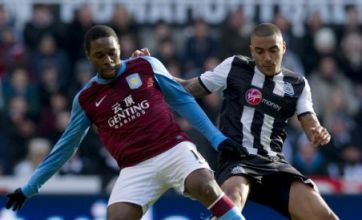 Aston Villa tell unhappy Charles N'Zogbia to let his feet do the talking