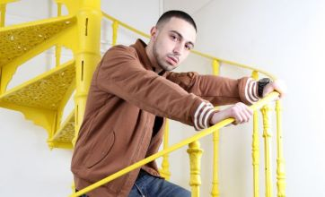 Bafta nominee Adam Deacon: I'm just a football fan from Hackney