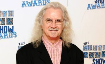 Peter Jackson confirms Billy Connolly will play dwarf in The Hobbit