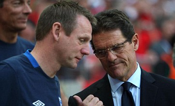 Stuart Pearce handed England reins while FA hunt for 'British manager'