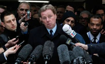Harry Redknapp: No approach yet – but I'll consider England job offer