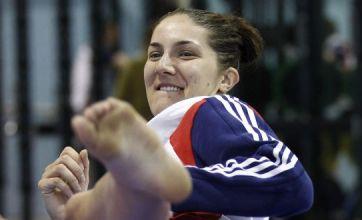 London 2012: Taekwondo fighter Sarah Stevenson comes out fighting