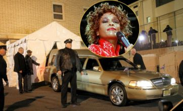 Whitney Houston's body arrives home as doctors set to be quizzed