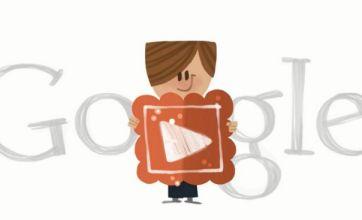 Google celebrates Valentine's Day with Tony Bennett animated Doodle