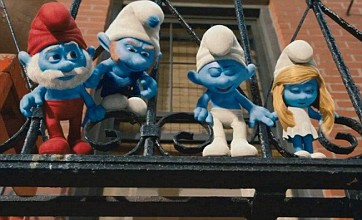Father mistakenly shows porn at kids' party instead of The Smurfs DVD