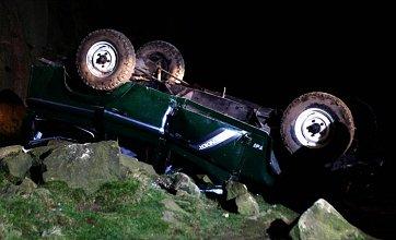 James Thornton: Emmerdale car crash left me injured for real
