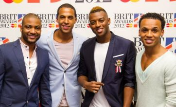 JLS: We'll strip naked for Sport Relief – as long as it's not too cold