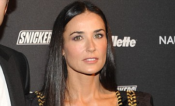 Demi Moore 'on road to recovery', daughter says
