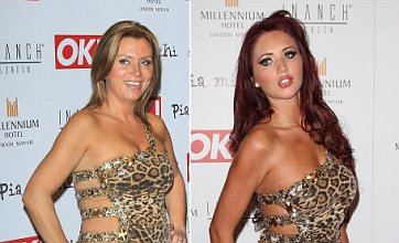 Amy Childs changes outfits after Tricia Penrose turns up in same daring dress