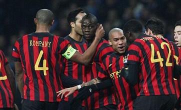 Man City report 'racist' chants aimed at Mario Balotelli and Yaya Toure