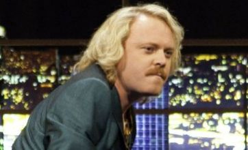 Celebrity Juice star Keith Lemon causes havoc on Jonathan Ross Show