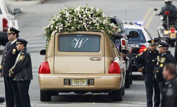 Whitney Houston laid to rest at private burial attended by close family