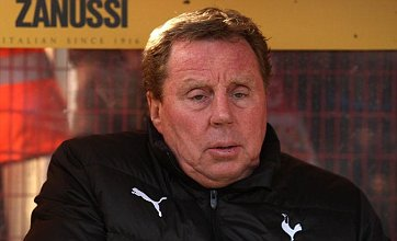 Harry Redknapp blames pitch as Stevenage hold Spurs