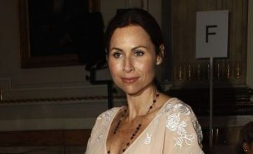 Minnie Driver reveals identity of son's father after three years
