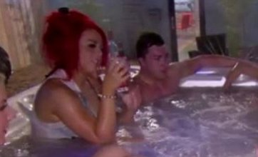 Geordie Shore: Holly finally seals the deal with James