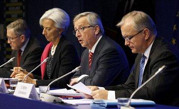 George Osborne: €130bn Greece bailout 'good for Britain'